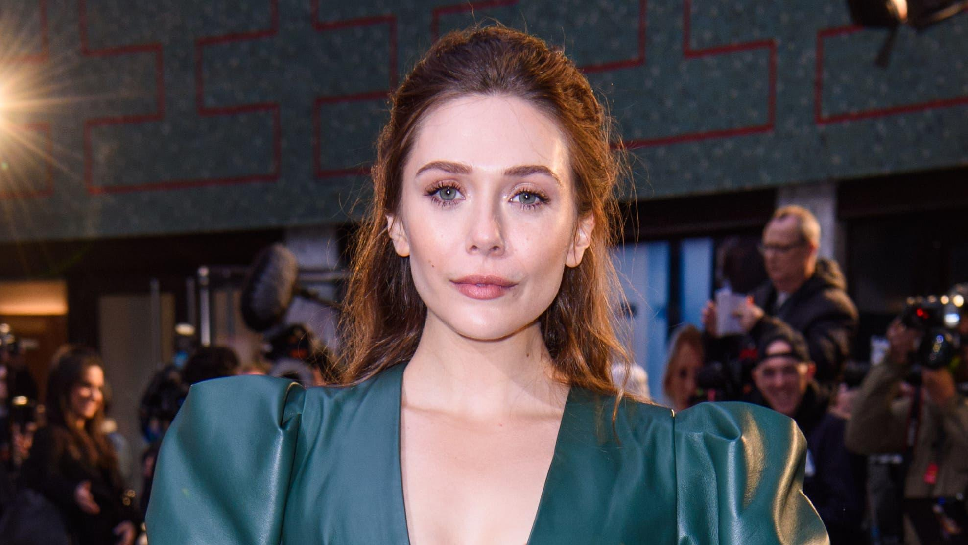Elizabeth Olsen says she had 'debilitating' panic attacks in her younger years
