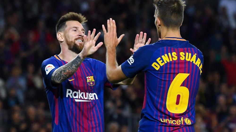 Messi is extraordinary – Valverde hails Barcelona star