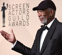 Morgan Freeman 'Devastated' That Sexual Harassment Claims Could Undermine Legacy