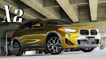 叛逆超格 BMW X2 sDrive20i M Sport X