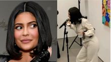 Kylie Jenner Performs 'Rise And Shine' Live, Crowd Absolutely Loses It