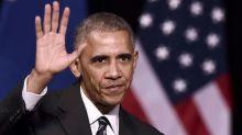 Obama veröffentlicht erste Hälfte seiner Memoiren nach US-Wahl