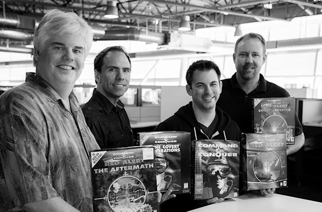 EA will remaster the first two 'Command & Conquer' games in 4K