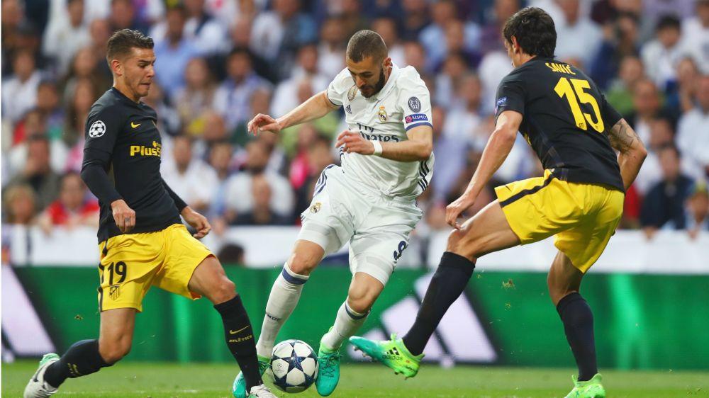 """Tre reti all'Atletico, Benzema già incorona il Real Madrid: """"Siamo i migliori"""""""