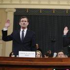'Mr. Giuliani's Requests Were a Quid Pro Quo.' Gordon Sondland Testifies in Trump Impeachment Inquiry