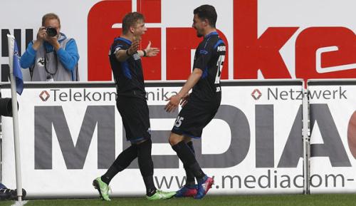 3.Liga: Soyak verlängert in Paderborn bis 2019