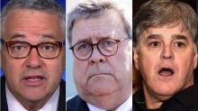 Jeffrey Toobin Torches William Barr: 'Sean Hannity Is The Attorney General'