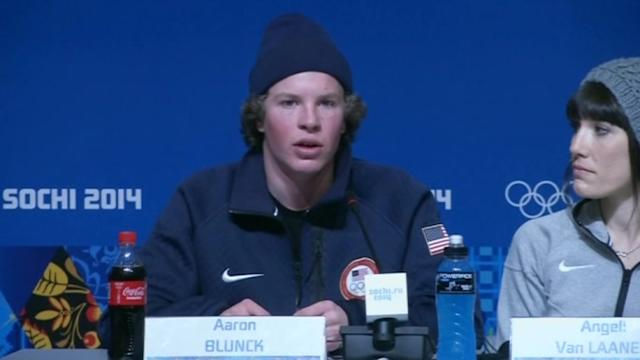 U.S. half-pipe team takes relaxed attitude about security
