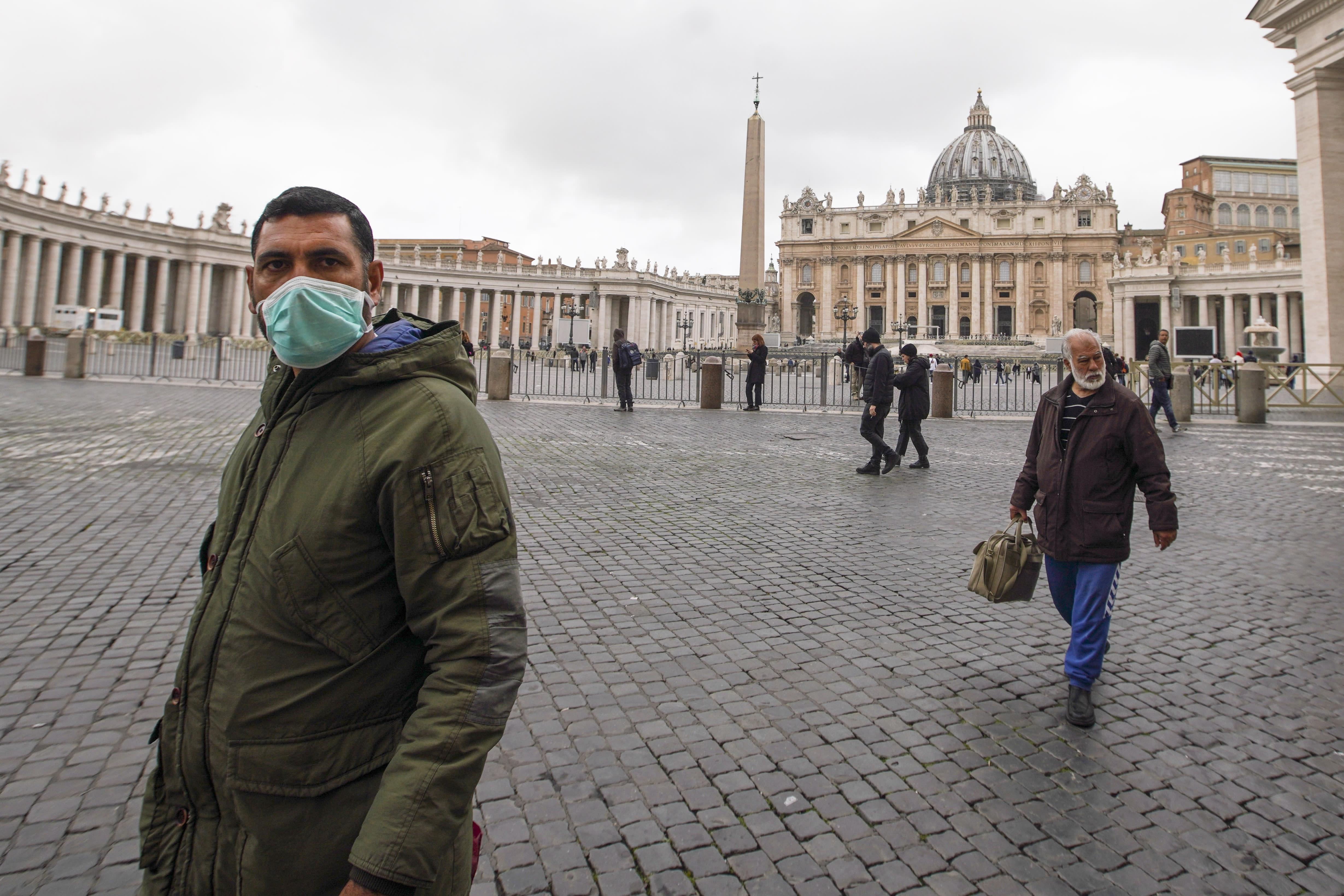 Coronavirus Vatikan