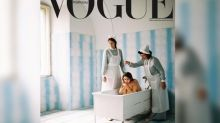 Vogue Portugal apologises and removes 'offensive' cover accused of glamourising mental illness