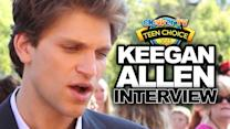 Keegan Allen Teases Pretty Little Liars Halloween Episode - Teen Choice 2013