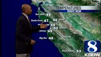 Get Your Thursday KSBW Weather Forecast 3.21.13