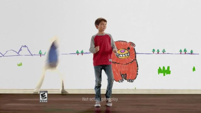 Kinect Nat Geo TV trailer