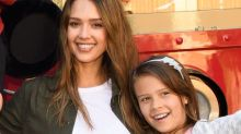 Jessica Alba Reveals Why She Started Going to Therapy with 10-Year-Old Daughter Honor