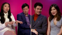 'Crazy Rich Asians' stars share their experiences of racial discrimination (exclusive)