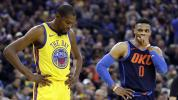 Durant 'likes' negative post about Westbrook