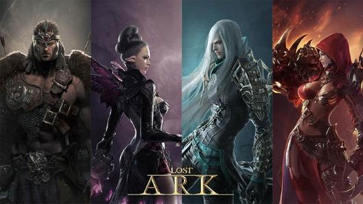 Lost Ark is an isometric action MMO built in Unreal Engine 3