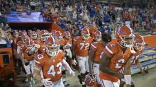 Gators report 1 COVID-19 cases among football players during past week