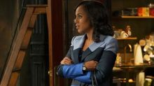 'Scandal' Tweet-cap: Playing With Dirt