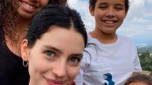 La hija de Paul Walker demuestra que es parte de la familia 'Fast & Furious' junto a los hijos de Vin Diesel