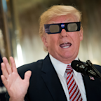 Where Trump Will Watch the Eclipse