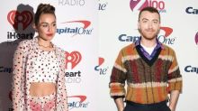 Miley Cyrus and Sam Smith lead stars performing Elton John tribute concert