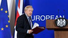 Brexit divorce deal impact on markets