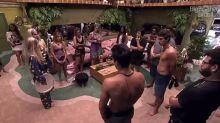 """""""BBB20"""": participantes levam bronca do Big Boss por excessos na bebedeira"""