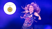 Shakira shocker: Singer stops selling necklace that 'bears an unintentional resemblance to neo-Nazi imagery'
