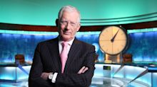 Nick Hewer marks final day on set of Countdown