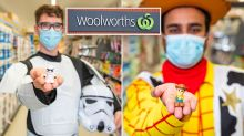 Shoppers threaten to boycott Woolworths over new Ooshies line