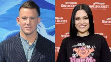 Not hiding! Channing Tatum gushes over Jessie J on Instagram