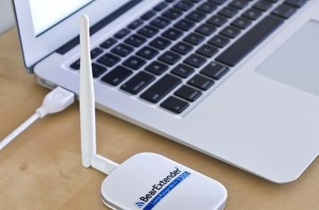 BearExtender offers two new WiFi signal extenders