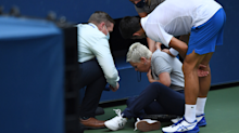 Billie Jean King, Chris Fowler and more react to Novak Djokovic hitting line judge, defaulting at U.S. Open