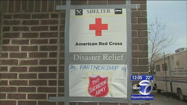 Effort to help those displaced by East Harlem explosion ongoing