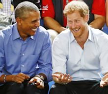 When Harry met Barry: welcome to the real special relationship