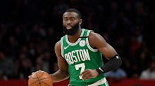 Celtics' Jaylen Brown joins campaign to remove Confederate general's name from his old high school
