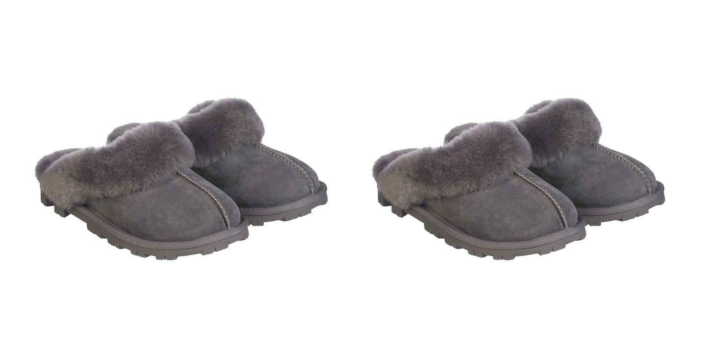 People are loving Costco's $20 UGG lookalike slippers that