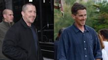 Christian Bale reveals another body transformation after losing the weight he gained to play Dick Cheney