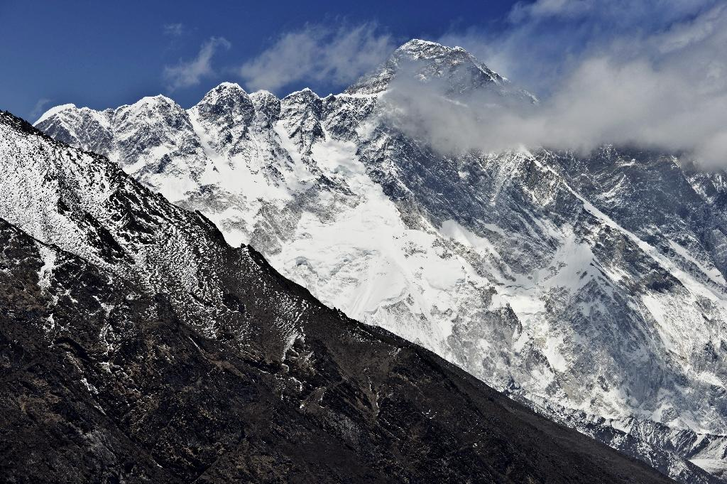 Mount Everest was just one stop in Saray Khumalo's bid to climb the highest peaks in each continent