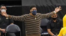 Anthony Davis plans to play vs. Mavericks on Thursday after 9-week absence