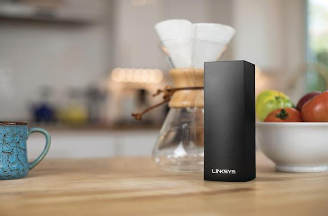 Linksys' Velop mesh routers can detect intruders using WiFi