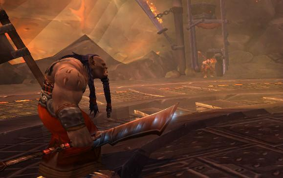 Know Your Lore: Lantresor of the Burning Blade