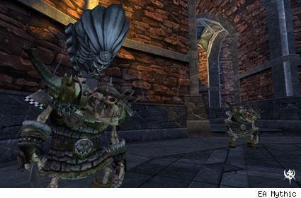Week 1 - Checking in with the Warhammer Online beta