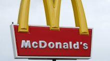 McDonald's overall sales slump in February, U.S. results horrendous