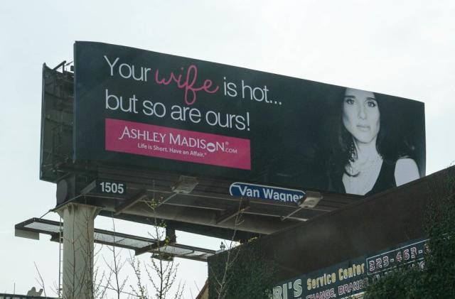 Leaked data shows women on Ashley Madison were mostly fake