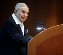 Opposition calls on Hungary's Orban to sack museum head for likening Soros to Hitler