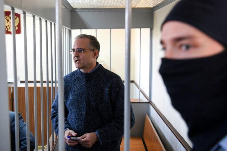 Russian Court Extends Detention of Ex-US Marine Whelan