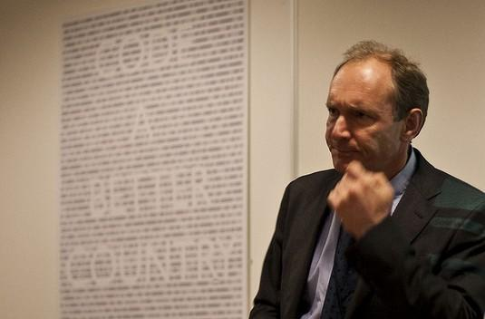 Sir Tim Berners-Lee signs up to verily protect UK net neutrality