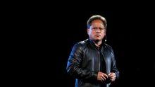 Nvidia targets Arm's customer network, CEO tells SoftBank's Son